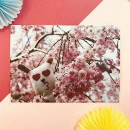Postcard – Travel with Dottie (Japan)