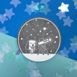 Dottie Coaster – Telescope